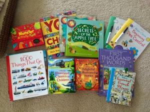 Usborne Books Haul