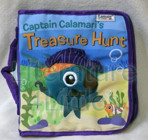 Captain Calamari's Treasure Hunt