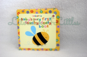 Baby's Very First Touchy-Feely Book (Usborne Books)